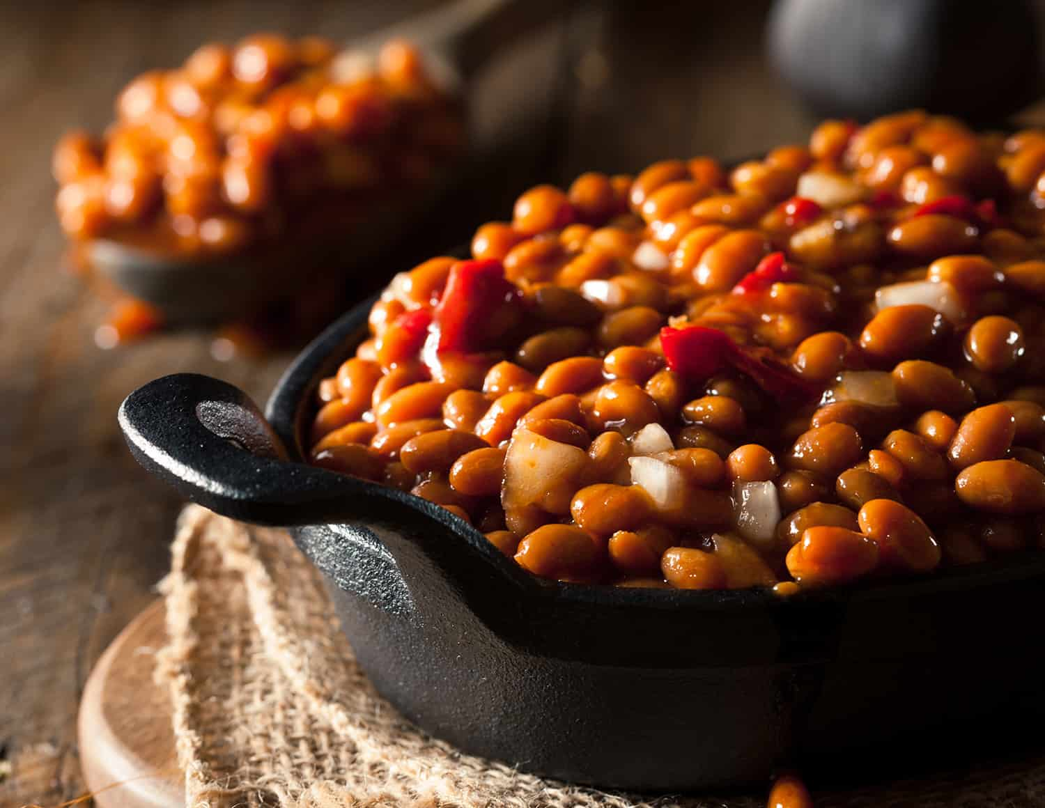 Baked Beans - Un Assaggio of Food, Wine, & Marriage