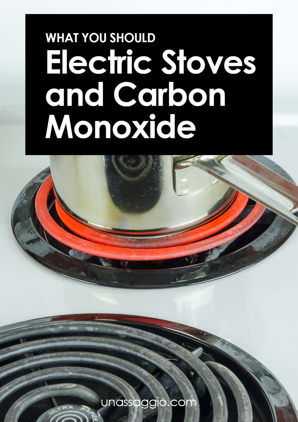 Electric Stoves And Carbon Monoxide: What You Should Know