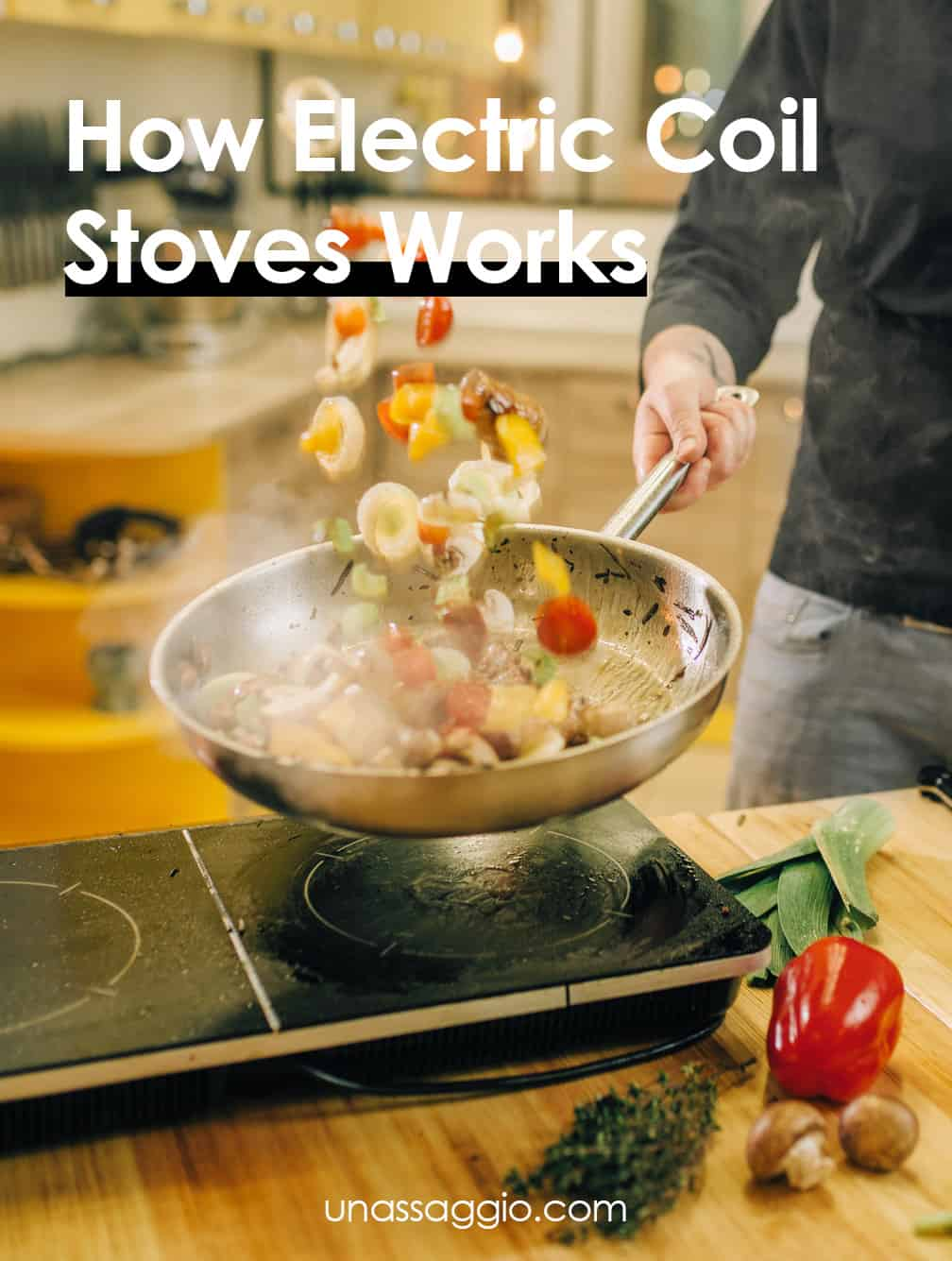 How Electric Coil Stoves Works