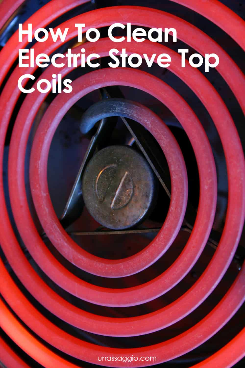 How To Clean Electric Stove Top Coils