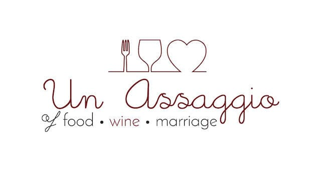 Un Assaggio of Food, Wine, & Marriage