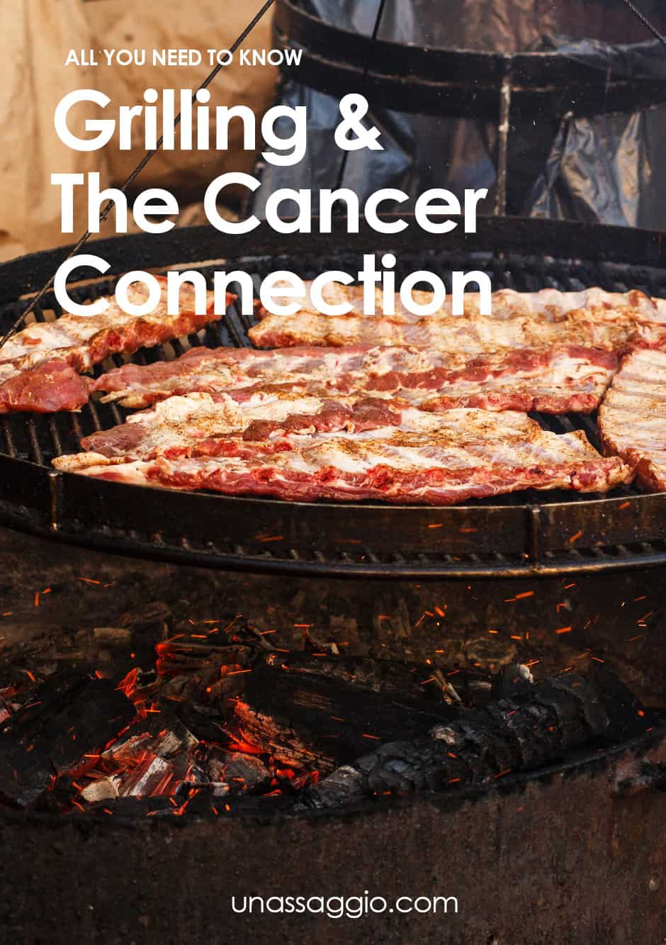 Grilling And The Cancer Connection