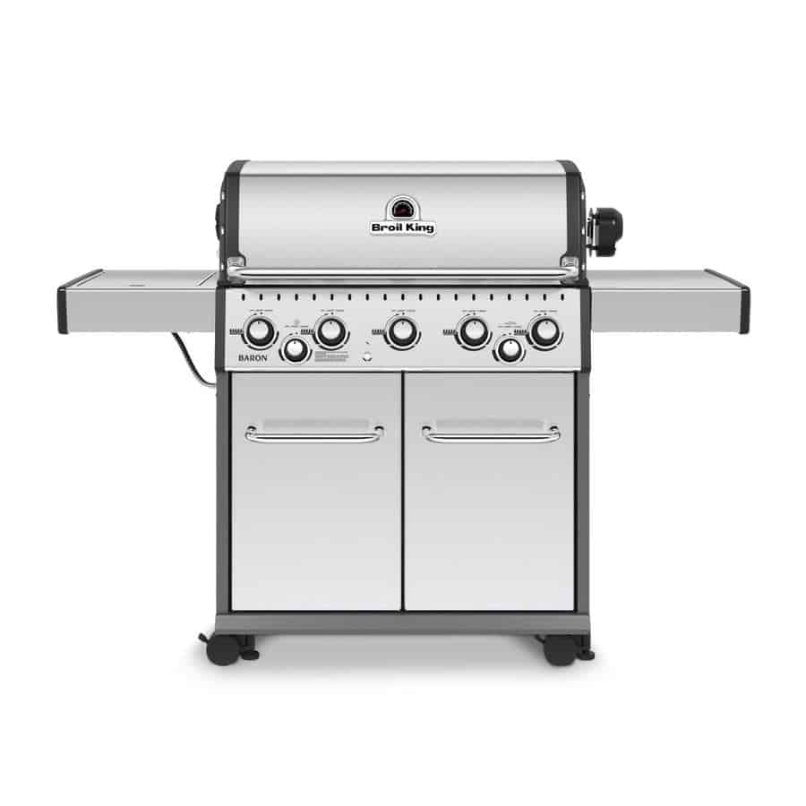 Broil King 923584 Baron S590 Fluid Lp Gas Grill