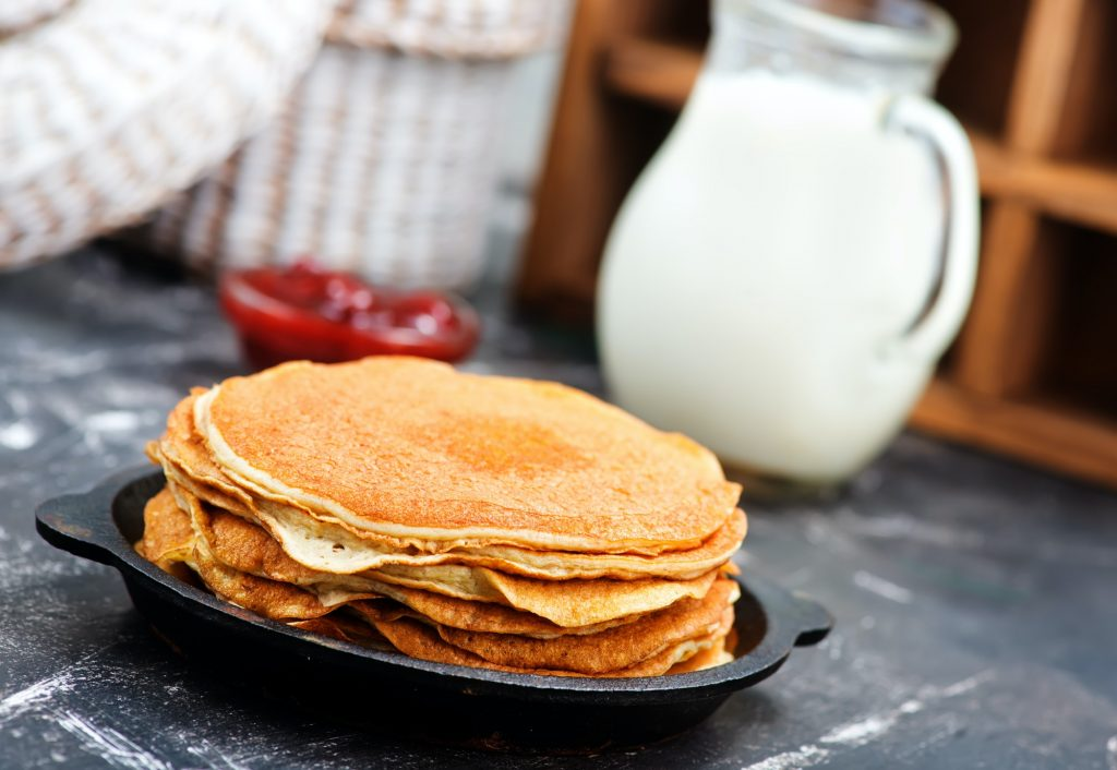 How Long Does It Take To Cook Pancakes On A Griddle