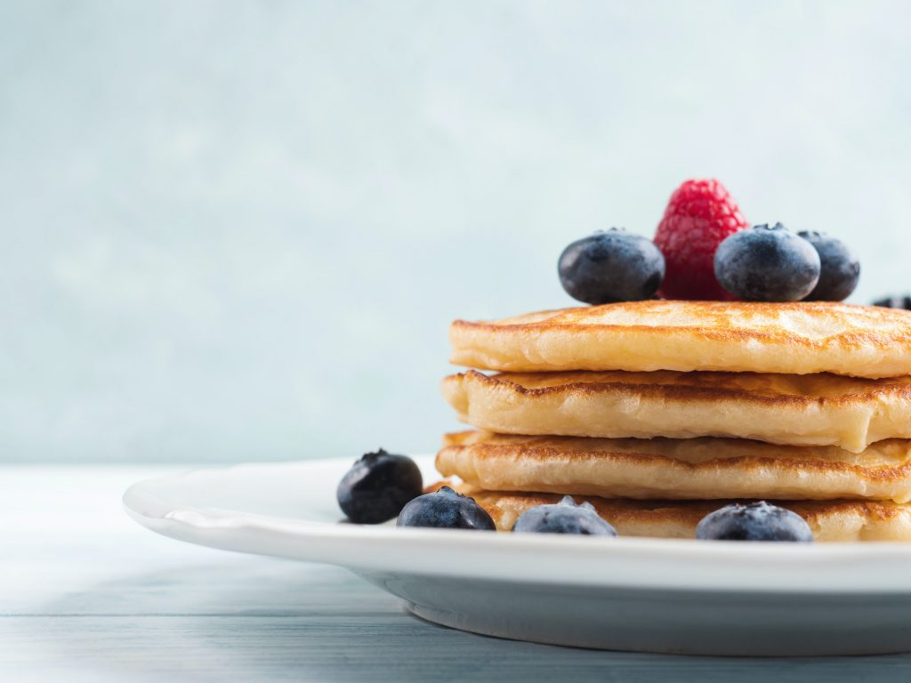 Recipes For Making Pancakes