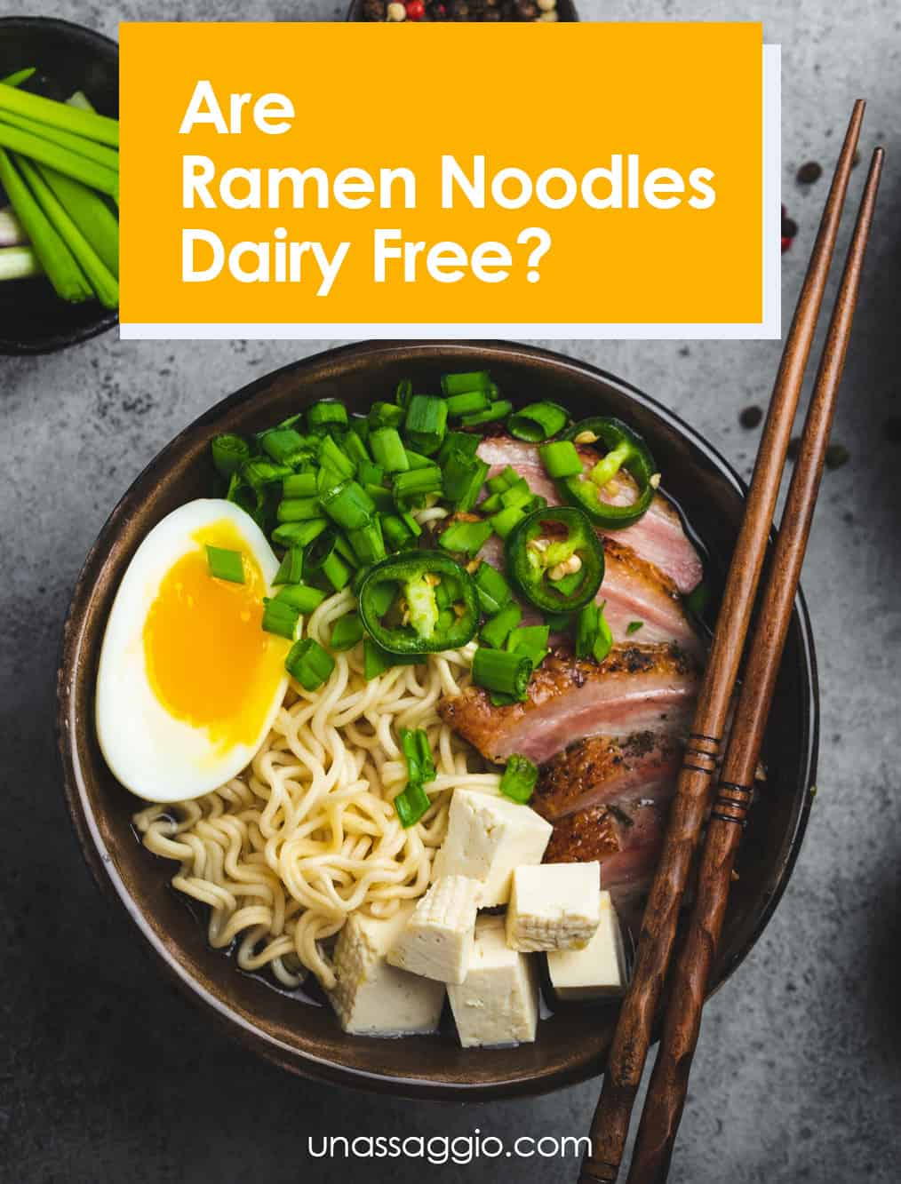 Are Ramen Noodles Dairy Free?