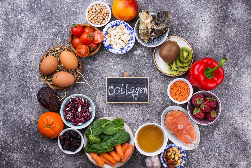 7 Vegetables That Are High In Collagen