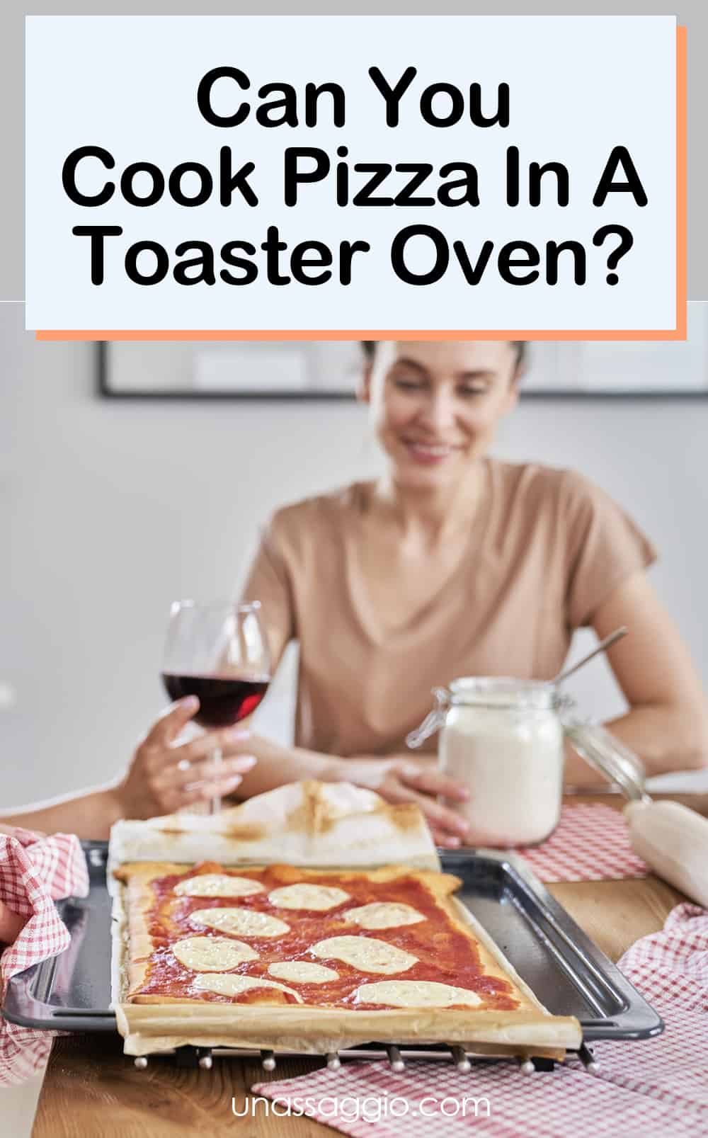 Can You Cook Pizza In A Toaster Oven?