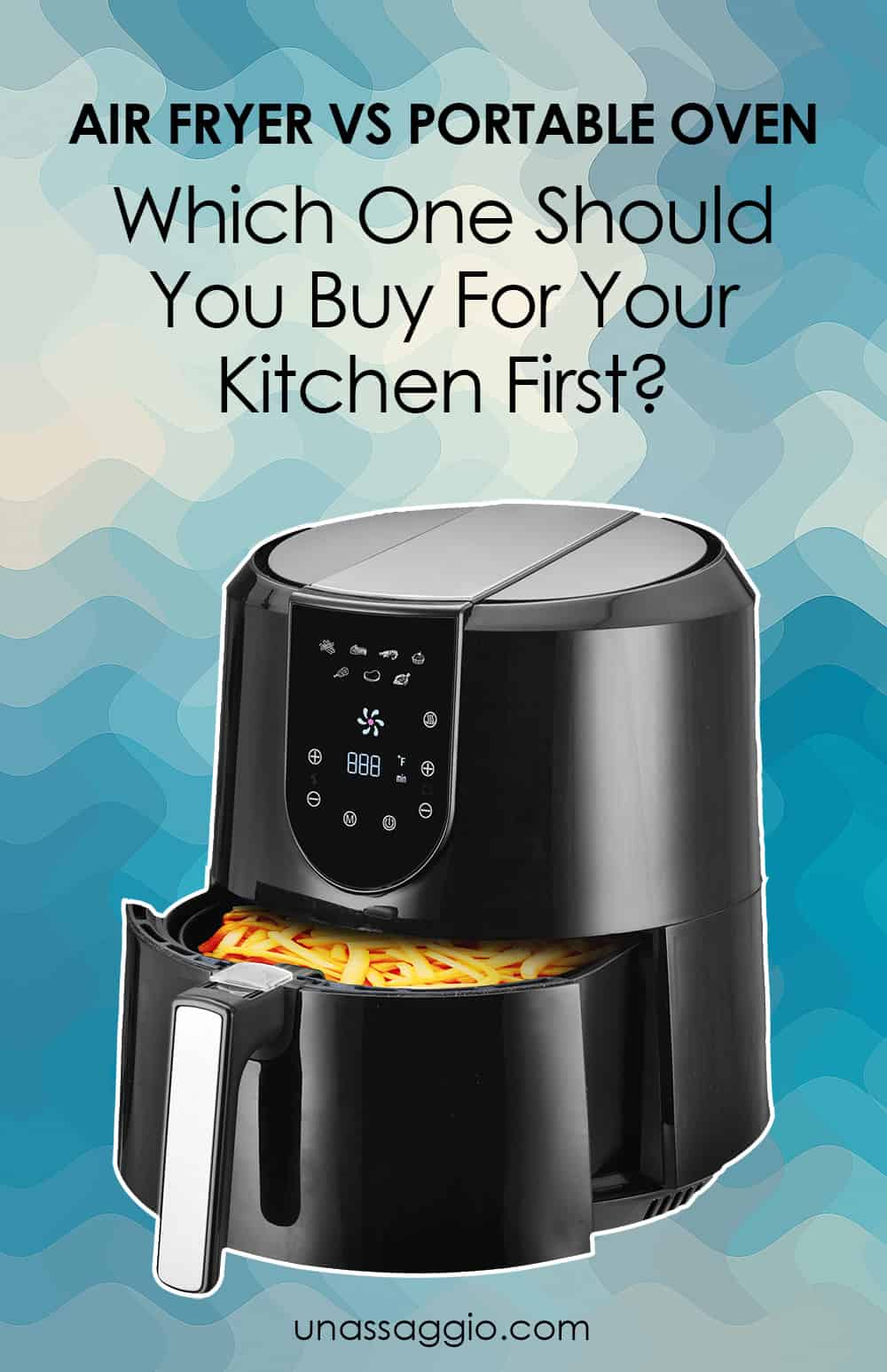 Air Fryer vs Portable Oven