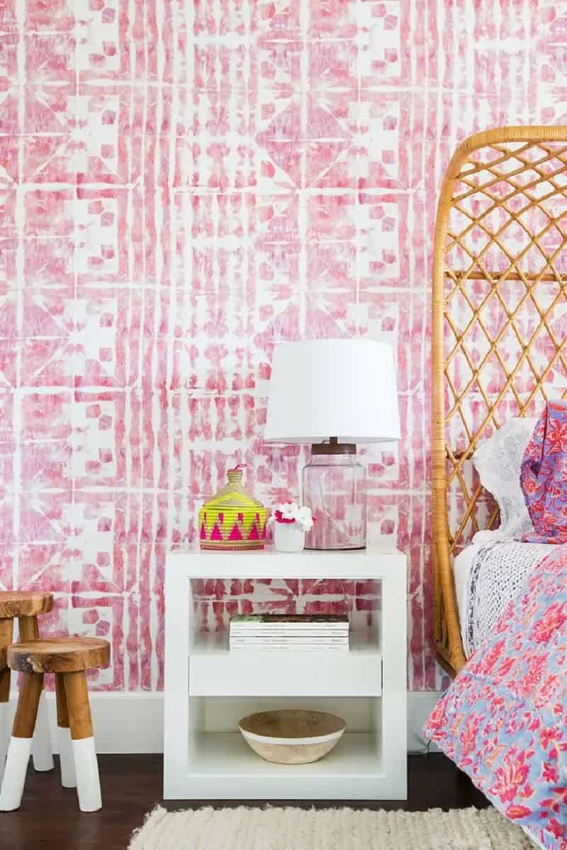 Pink And White Dcoration
