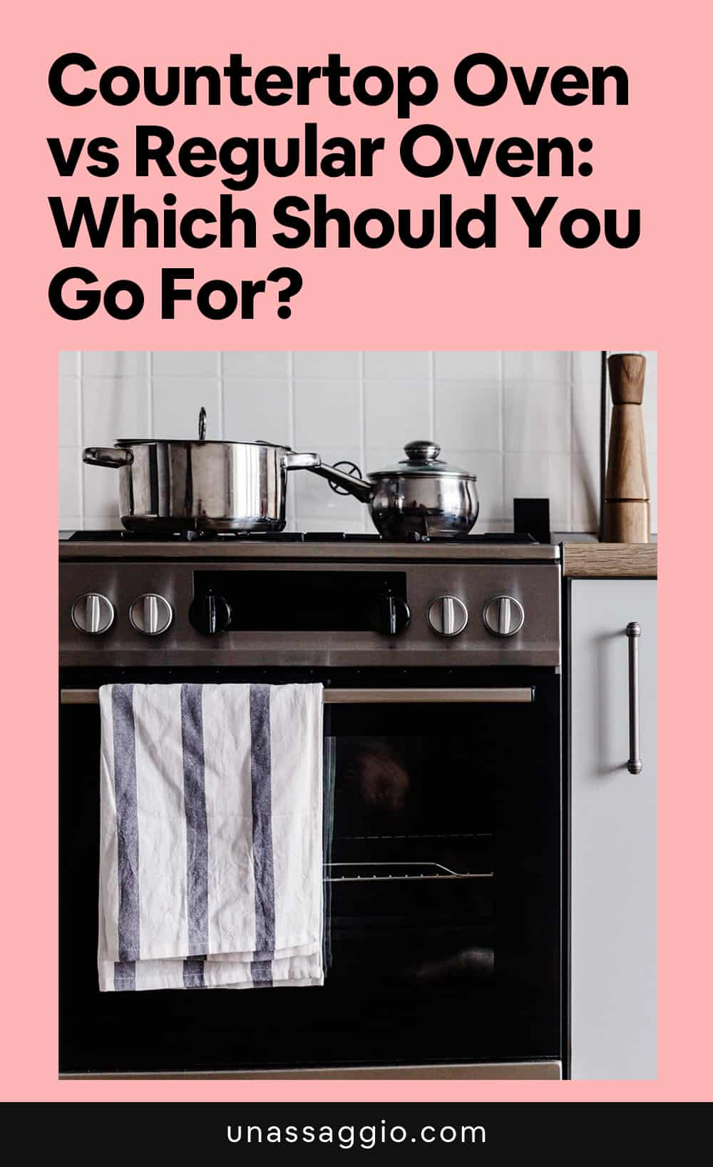 Countertop Oven vs Regular Oven: Which Should You Go For?