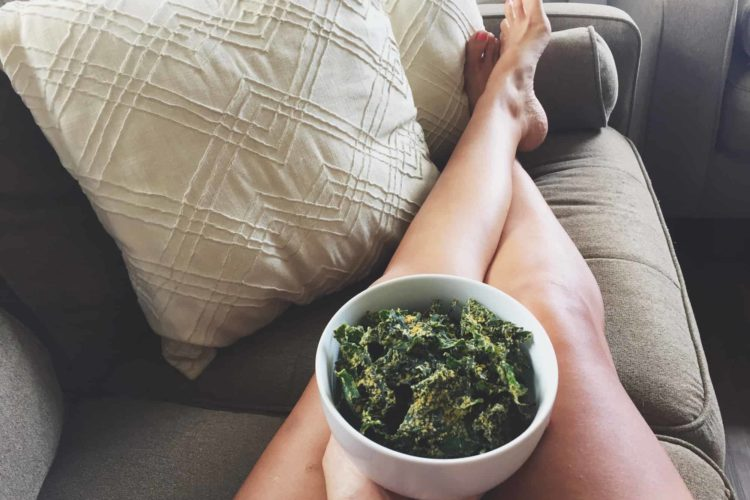 Kale chips what to cook in portable oven