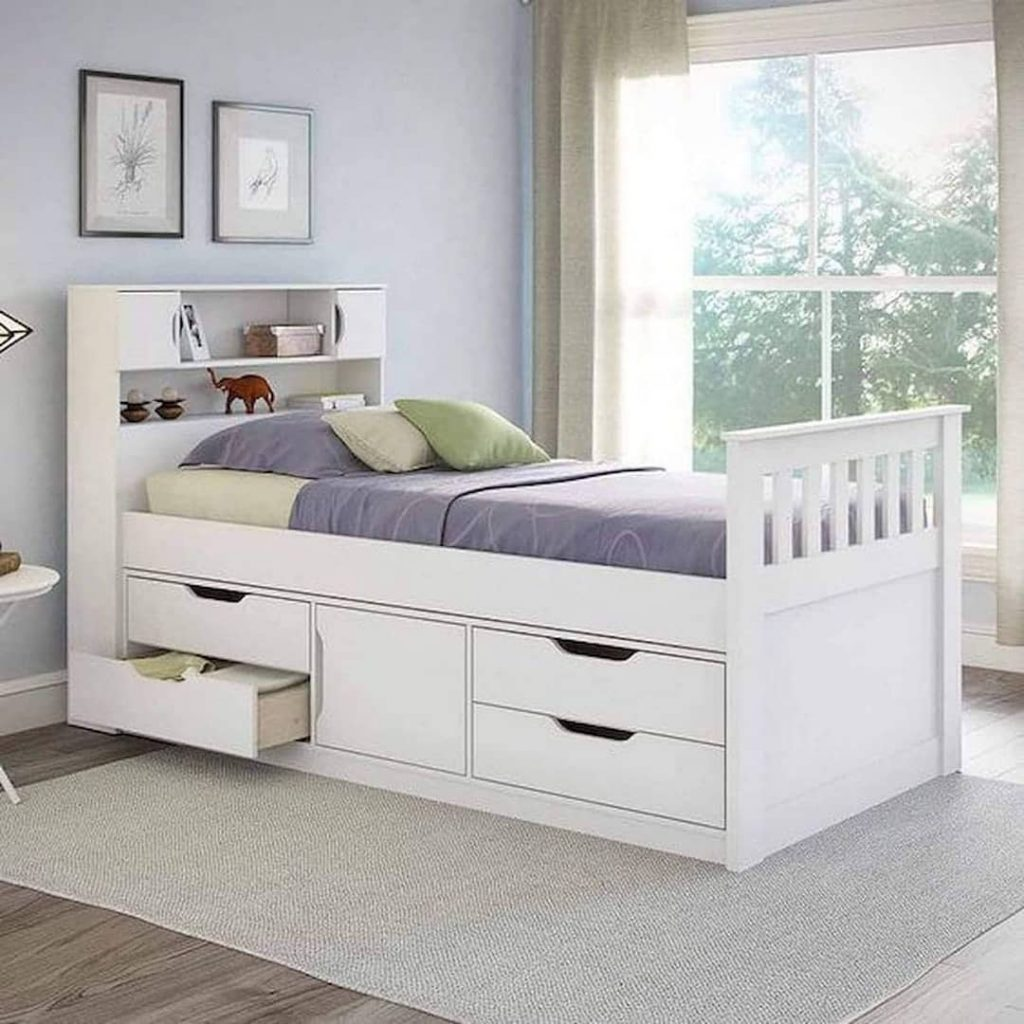 Bedroom Design With Drawers