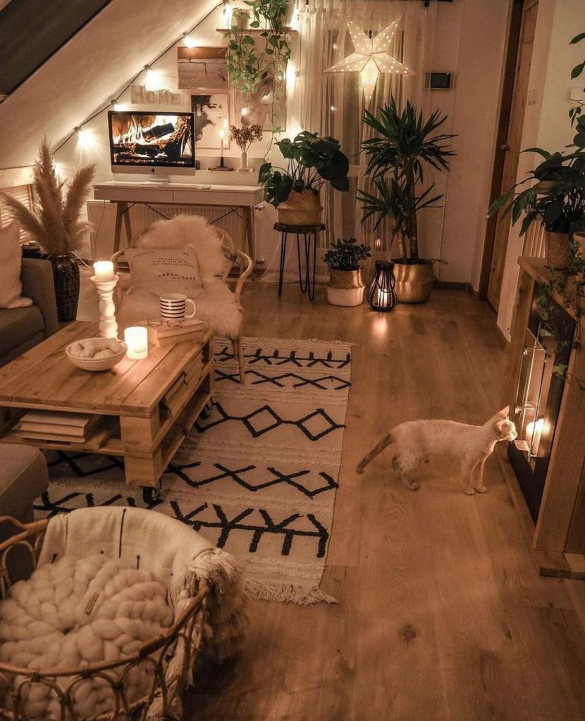 Comfy And Cool Room Design