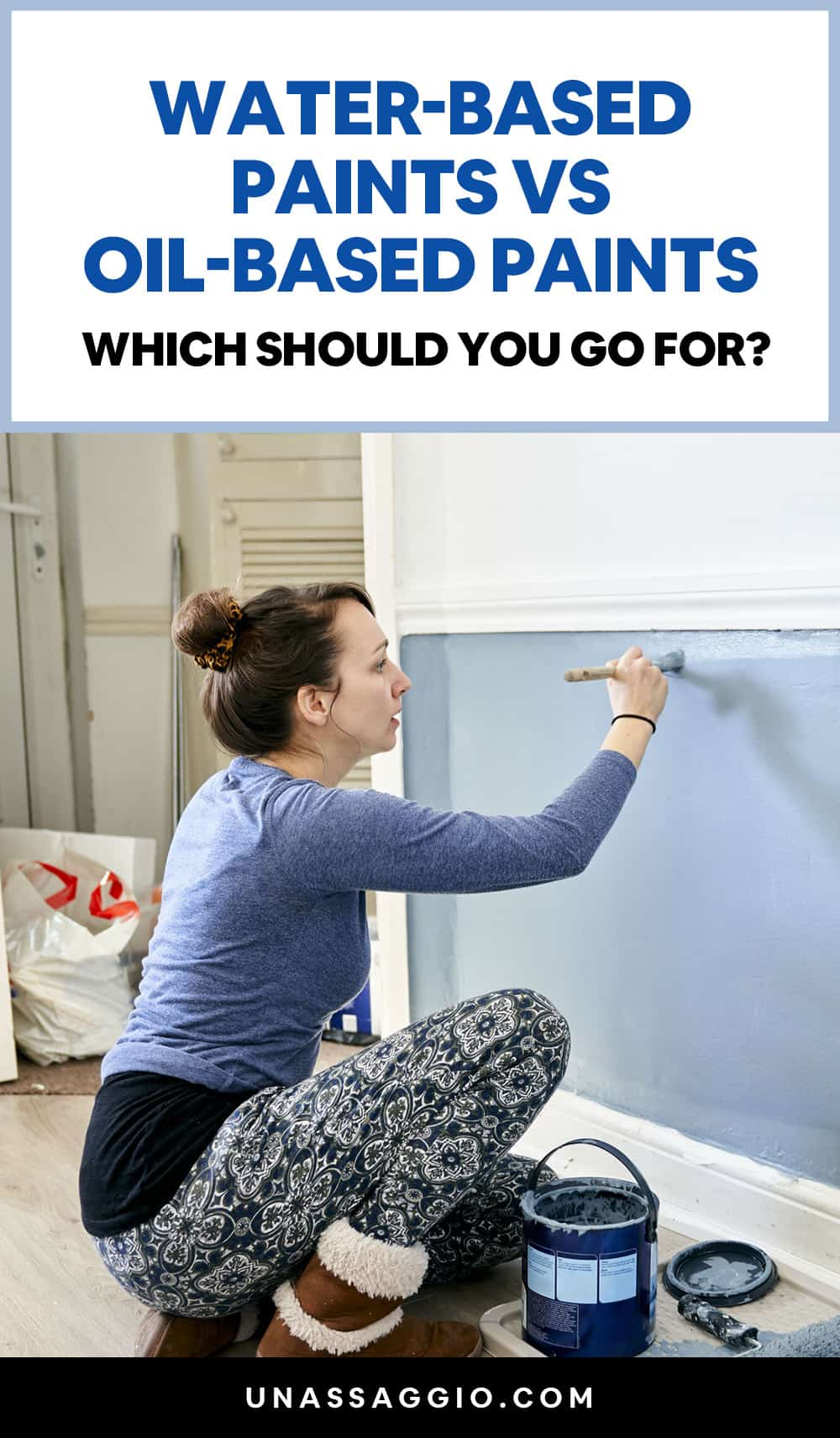 Water-Based Paints vs Oil-Based Paints: Which One Should You Go For?