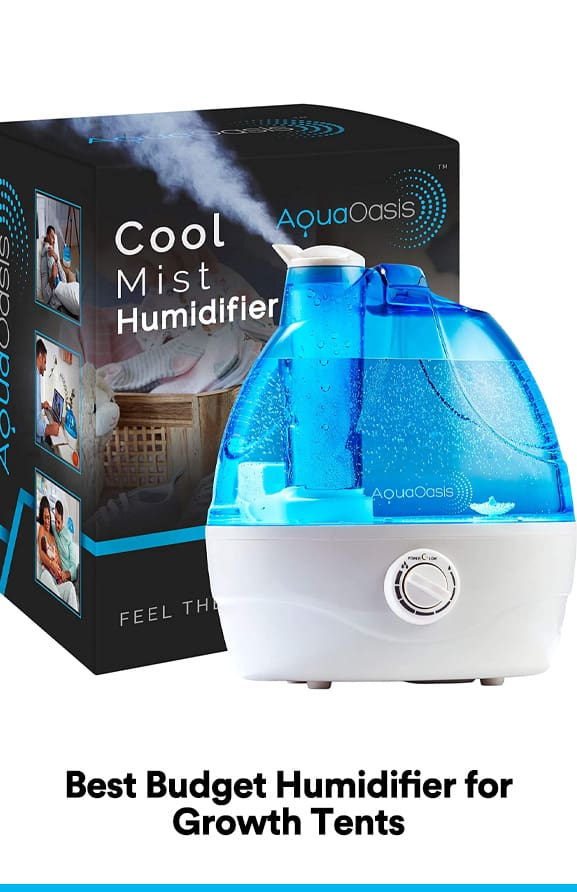 Best Budget Humidifier for Growth Tents