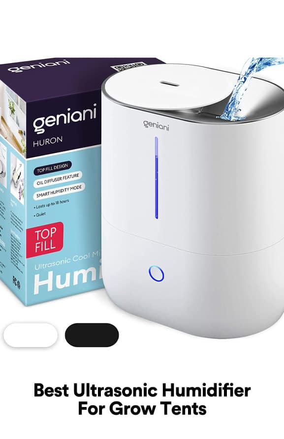 Best Ultrasonic Humidifier For Grow Tents