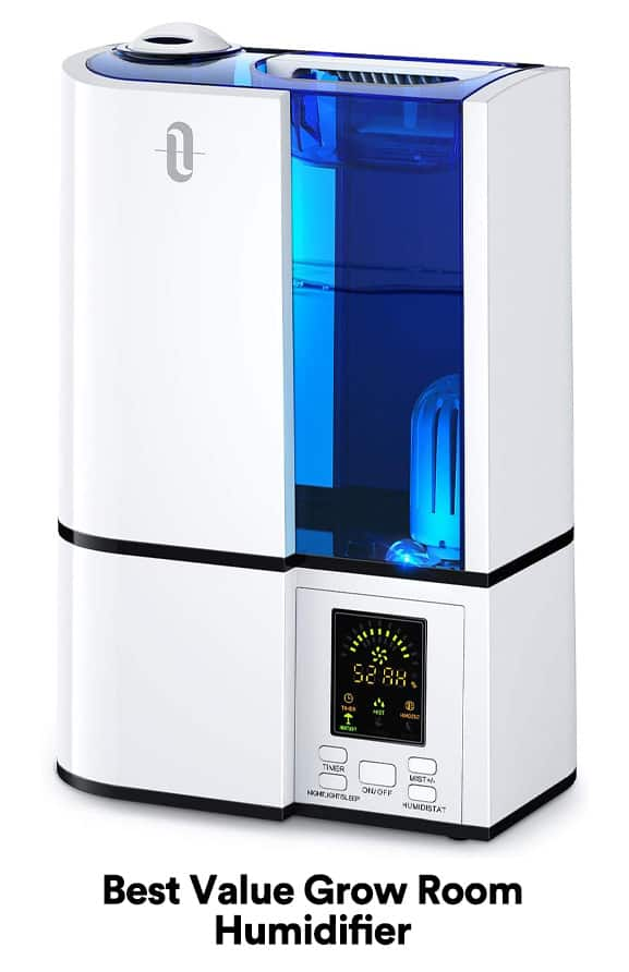 Best Value Grow Room Humidifier