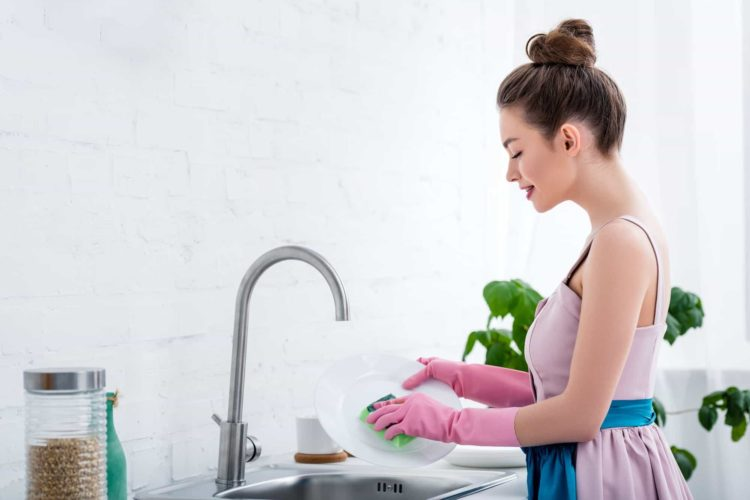Do Dishwashing Gloves Have Latex?