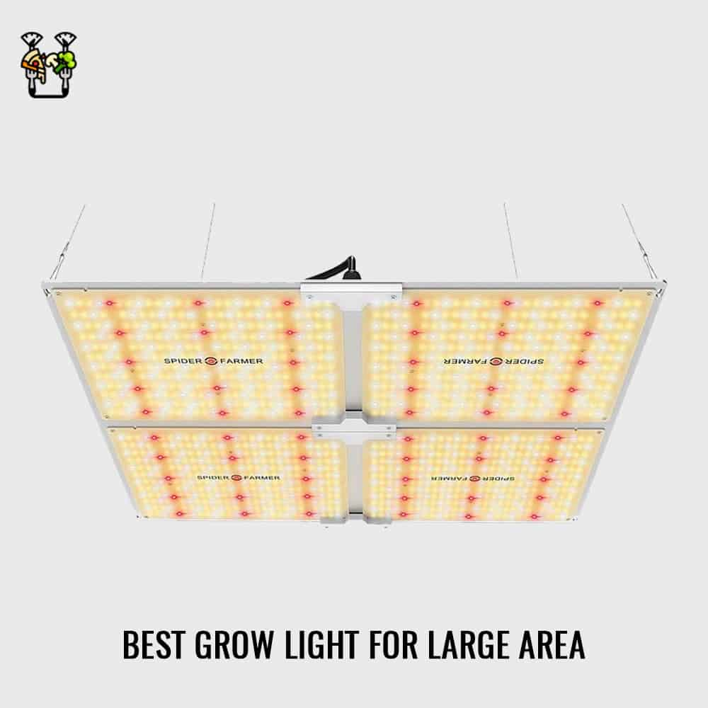 Spider Farmer SF-4000 Grow Light-  Best For Large Area